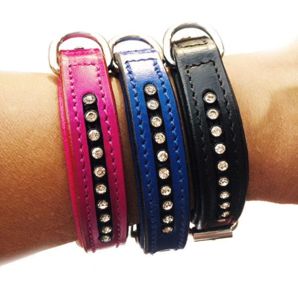 Bougie Dog Collar Group Wrist