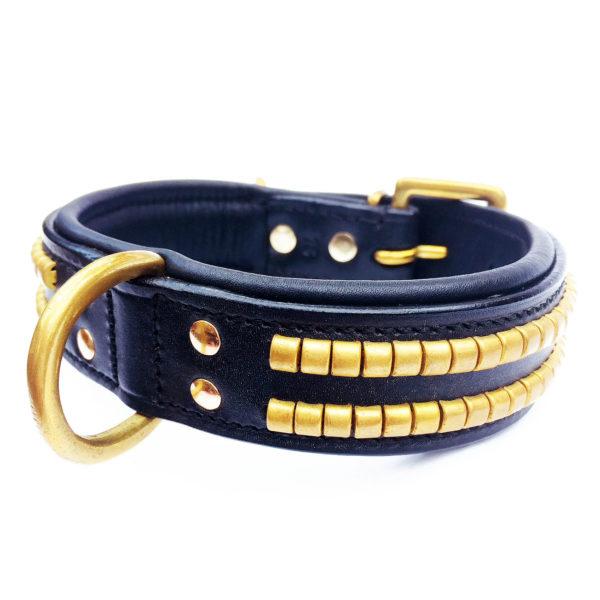 Player Dog Collar Black 1