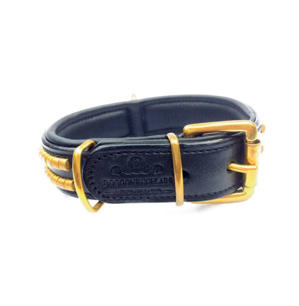 Player Dog Collar Black 2