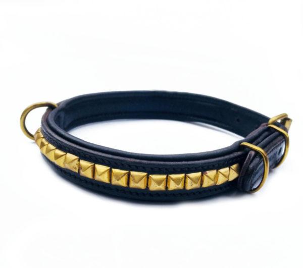 Stud Muffin Dog Collar Black 2