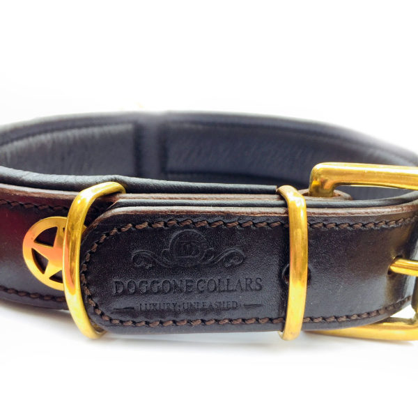 Sheriff Dog Collar Logo